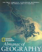 National Geographic Almanac of Geography 0 9780792238775 079223877X