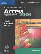 Microsoft Office Access 2003: Introductory Concepts and Techniques 1st edition 9780619200381 0619200383