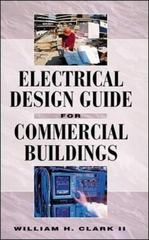 Electrical Design Guide for Commercial Buildings 1st edition 9780070119918 0070119910