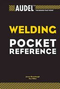 Audel Welding Pocket Reference 1st Edition 9780764588099 0764588095