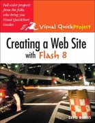 Creating a Web Site with Flash 8 1st edition 9780321412478 0321412478