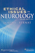 Ethical Issues in Neurology 3rd edition 9780781790604 0781790603