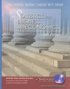 Statistics for Business and Economics 5th edition 9780130293206 0130293202
