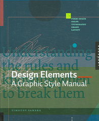 Design Elements 1st Edition 9781592532612 1592532616