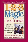 1-2-3 Magic for Teachers 1st Edition 9781889140179 1889140171