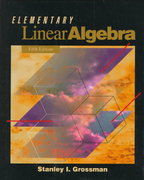 Elementary Linear Algebra 5th edition 9780030973543 0030973546