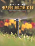 Simplified Irrigation Design 2nd edition 9780471286226 0471286222