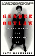 Gender Outlaw 1st Edition 9780679757016 0679757015