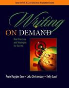 Writing on Demand 1st Edition 9780325007281 0325007284