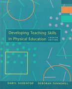 Developing Teaching Skills In Physical Education 4th Edition 9780767410236 0767410238