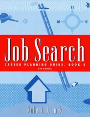 Job Search 5th edition 9780534574215 0534574211