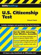 CliffsTestPrep U.S. Citizenship Test 1st edition 9780764576935 0764576933