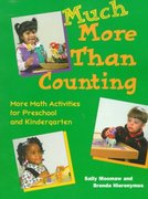 Much More Than Counting 1st Edition 9781884834660 1884834663