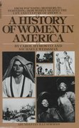 A History of Women in America 1st Edition 9780553269147 0553269143