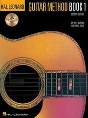Hal Leonard Guitar Method 2nd Edition 9780793533923 0793533929
