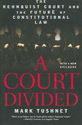 A Court Divided 1st Edition 9780393327571 0393327574