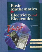 Basic Mathematics for Electricity and Electronics 8th Edition 9780028050225 0028050223