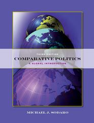 Comparative Politics: A Global Introduction 3rd Edition 9780073526317 0073526312