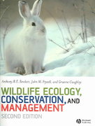 Wildlife Ecology, Conservation and Management 2nd edition 9781405107372 1405107375