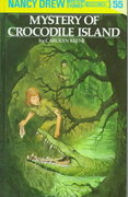 Nancy Drew 55: Mystery of Crocodile Island 0 9780448095554 0448095556