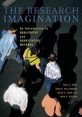 The Research Imagination 1st edition 9780521705554 052170555X