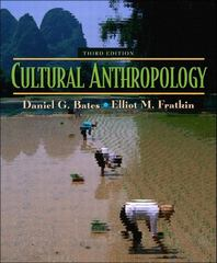 Cultural Anthropology 3rd edition 9780205370351 0205370357