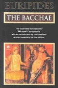 The Bacchae 1st Edition 9780452008854 0452008859