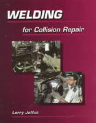 Welding for Collision Repair 1st edition 9780766809666 0766809668