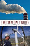 Environmental Politics 2nd edition 9780415961066 0415961068