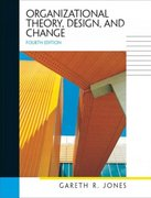 Organizational Theory, Design, and Change 4th Edition 9780131403710 0131403710
