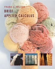 Brief Applied Calculus 1st edition 9780618611058 0618611053