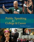Public Speaking for College and Career 6th edition 9780072400533 0072400536