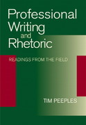 Professional Writing and Rhetoric 1st Edition 9780321099754 0321099753