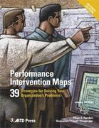 Performance Intervention Maps 1st Edition 9781562864149 1562864149
