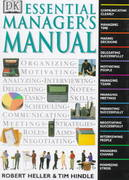 DK Essential Managers: The Essential Manager's Manual 1st Edition 9780789435194 0789435195