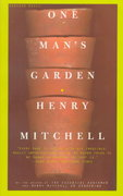 One Man's Garden 1st edition 9780395957691 0395957699