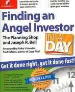 Finding an Angel Investor in a Day 0 9780974080185 0974080187