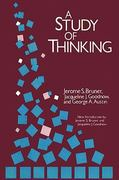 A Study of Thinking 2nd edition 9780887386565 0887386563