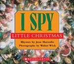 I Spy Little Christmas 0 9780439083317 0439083311