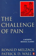 The Challenge of Pain 1st edition 9780140256703 0140256709