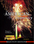 The American Democracy 5th edition 9780072510300 0072510307