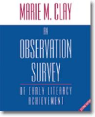 An Observation Survey of Early Literacy Achievement 2nd edition 9781869703219 1869703219