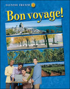 Bon voyage! Level 3, Student Edition 2nd edition 9780078606618 0078606616
