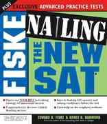 Fiske Nailing the New SAT 0 9781402204081 1402204086