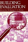 Building Evaluation 1st edition 9780306433375 0306433370