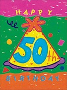 Happy 50th Birthday! 0 9780836281682 0836281683
