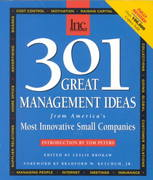 Three Hundred One Great Management Ideas from America's Most Innovative Small Companies 2nd edition 9781880394212 1880394219