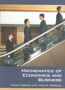 Mathematics of Economics and Business 0 9781134319305 1134319304