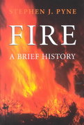 Fire 1st Edition 9780295981444 029598144X