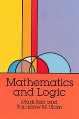 Mathematics and Logic 0 9780486670850 0486670856